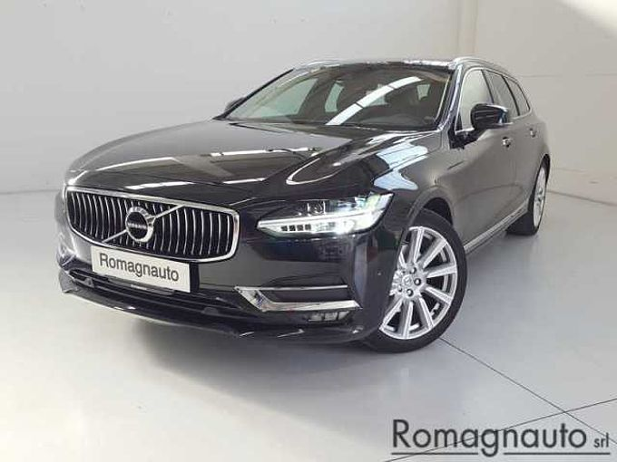 Volvo V90 D4 Geartronic Inscription - Full Led - Navi - Pelle - Cerchi19' - Tagliandi Uff.